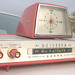 Sanyo Transistor Clock Radio, 1960's