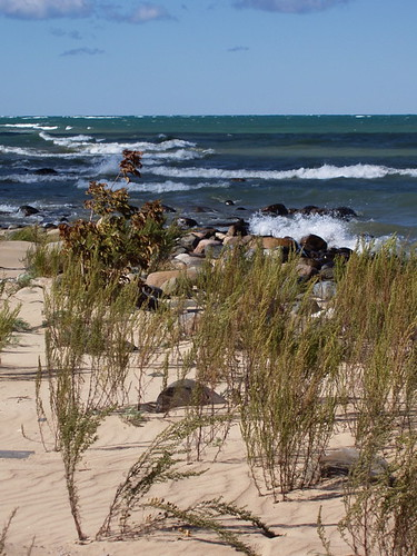 Lake Huron Walk in September | by bevcraigwhite