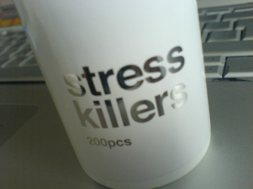 My beloved stress killers | by @boetter