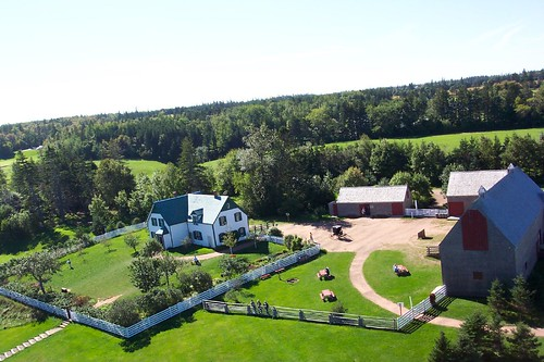 Aerial - Anne of Green Gables | by wdrwilson