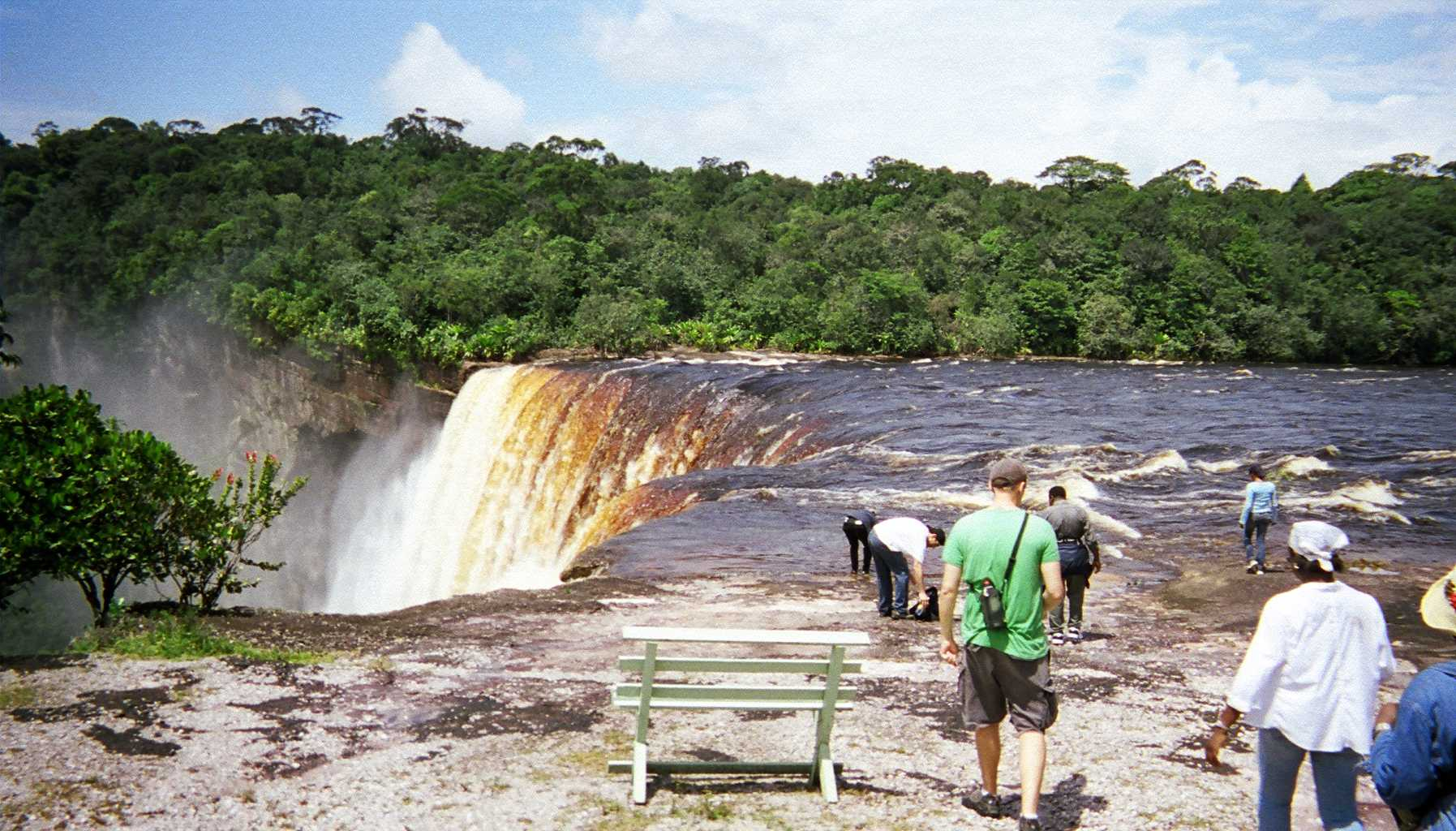 The Only South American Country Where English Is The Official language - Guyana!