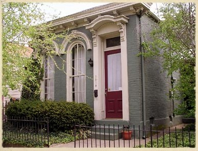 Shotgun style italianate cottage norton commons louisvil for Italianate homes for sale