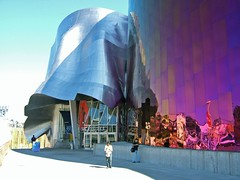 Seattle, Experience Music Museum | by Sue Elias
