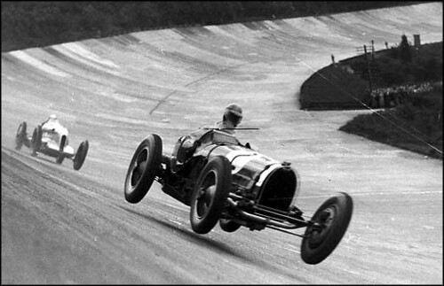 Old Indy Car Races