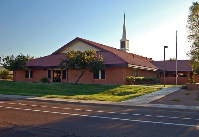 Hartford LDS chapel | The Hartford LDS Chapel in Chandler ...