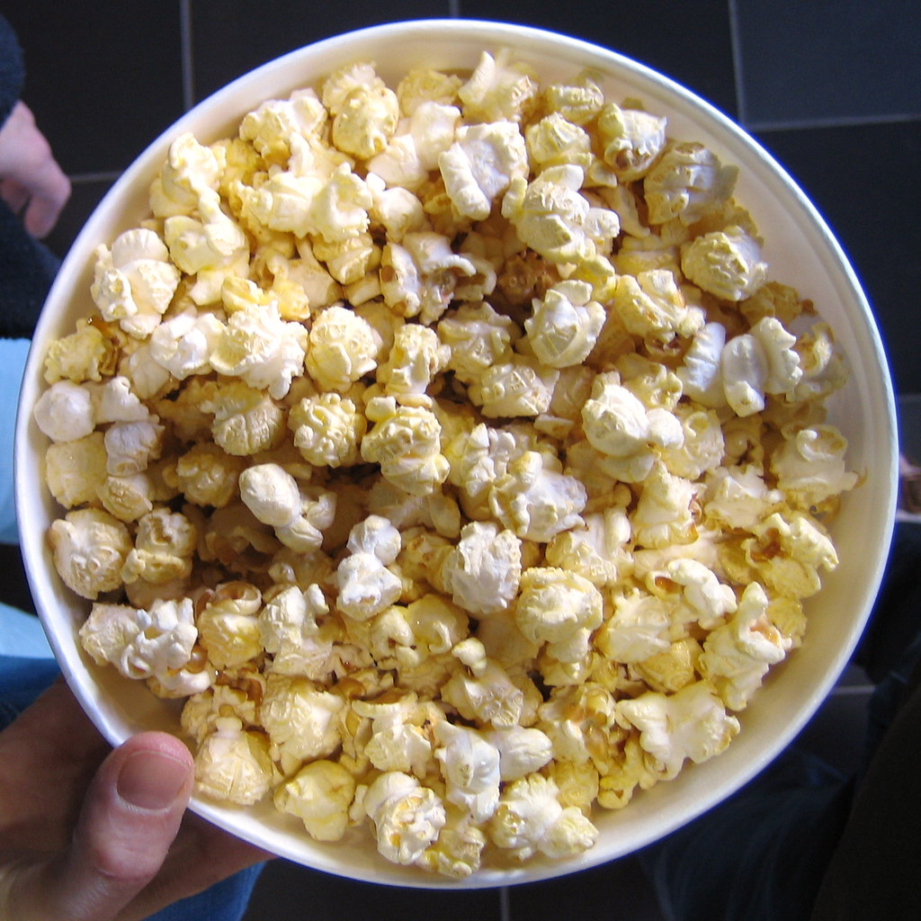 Is Popcorn A Good Snack For Dogs