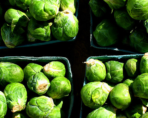 Brussels Sprouts | by Esteban Cavrico
