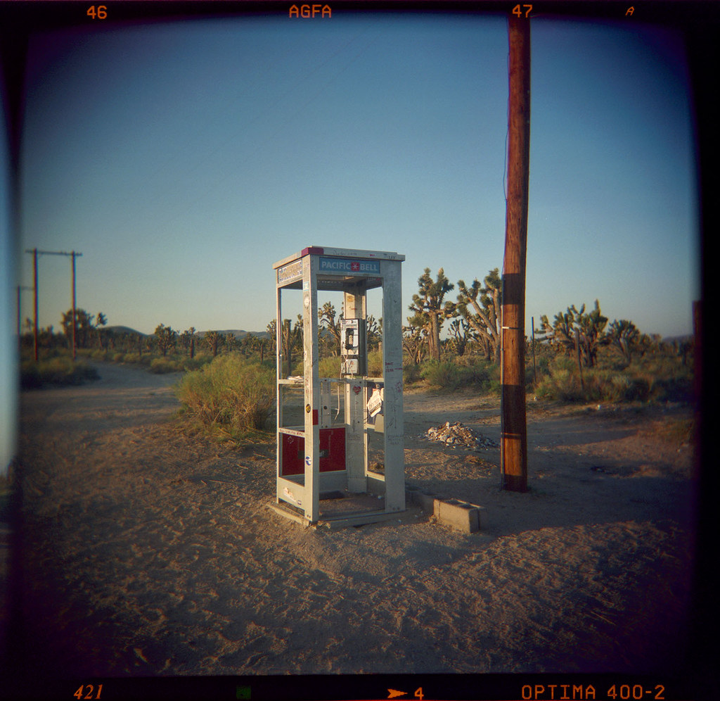 Sign And Drive 45 >> mojave phone booth. cima, ca. 2000. | throwback thursday ...