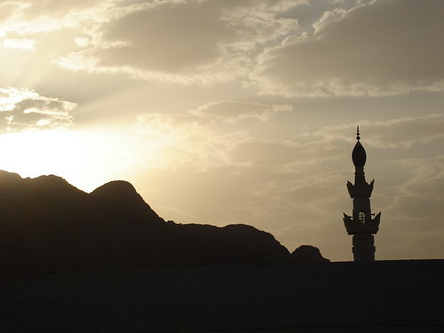 Uhud Mountain 2 | by Ahmed Al Omran