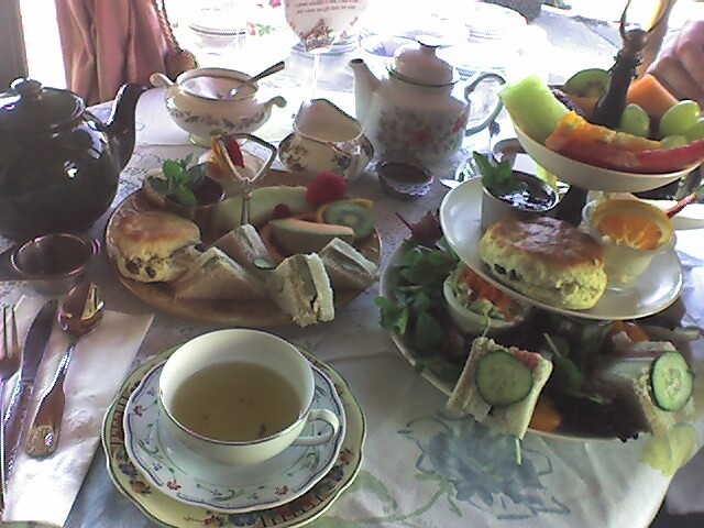 Crumpets Tea Room Ligonier Pa