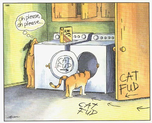 Cat Fud | by Sky Kite