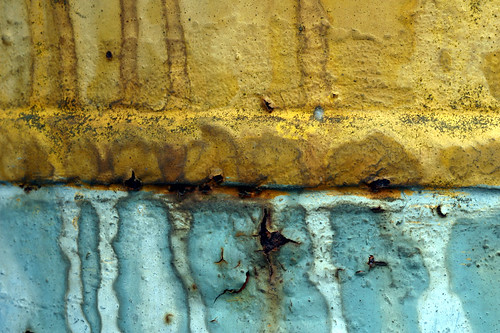 Blue Rust Yellow Rust | by brighterorange