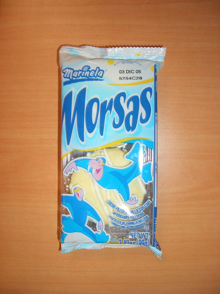 Morsas New Product Discovery By Marinela The