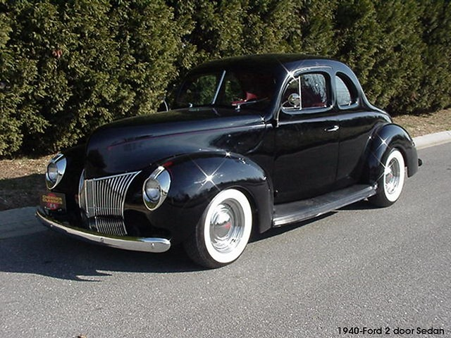 1940 ford 2 door sedan coupe flickr photo sharing for 1940 ford two door sedan