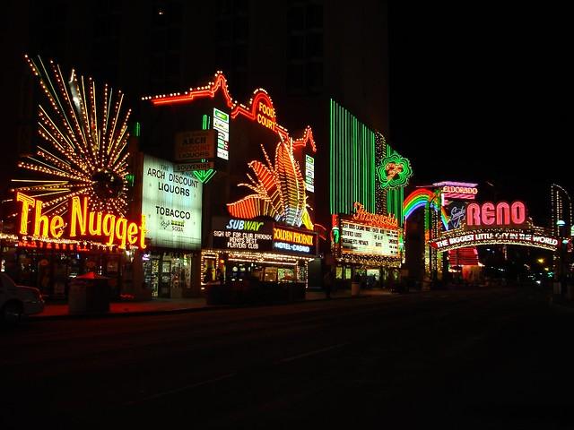 Reno, Nevada - Virginia Street | Tom | Flickr