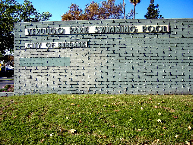 Verdugo Park Swimming Pool Flickr Photo Sharing