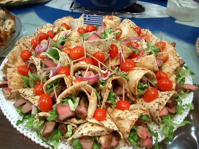 Greek Food Menu List