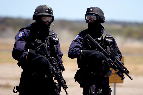RAAF Airshow: Counter Terrorism Response Group | by Devar