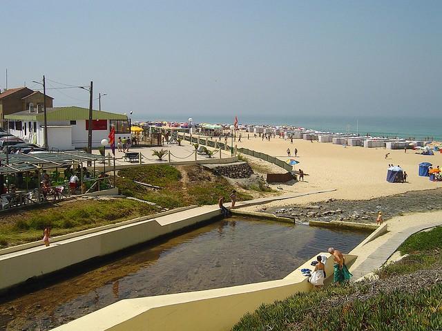 Praia de paredes da vit ria alcoba a portugal vitor for Camping cerca de vitoria