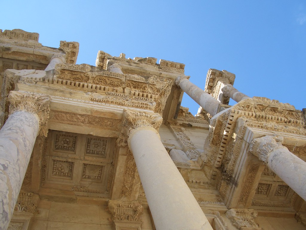 Celsus Library in Efes