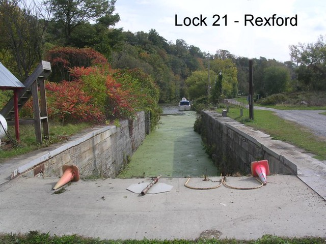 Old Erie Canal Locks | Flickr