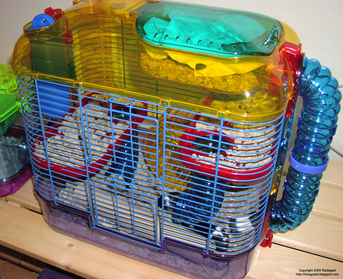 CritterTrail Two | Our CritterTrail Two cage. Picture taken … | Flickr