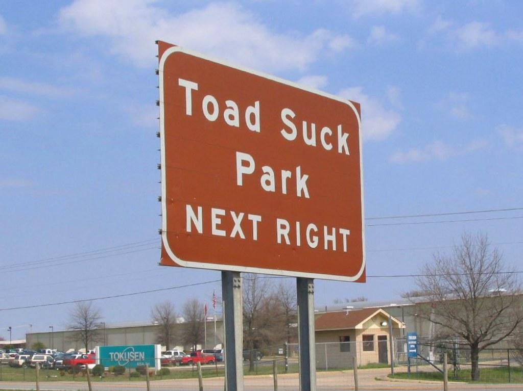 toad suck bucks houston arkansas