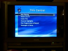 Screenshot of TiVo | by dunkv