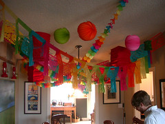 Birthday ceiling | by Something To See