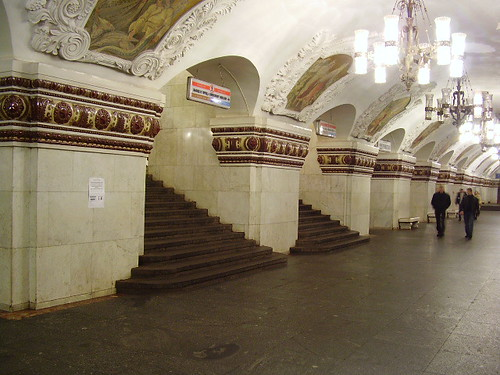 Moscow Metro | by Borya