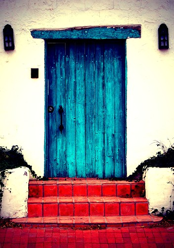 blue door | by twbphotos