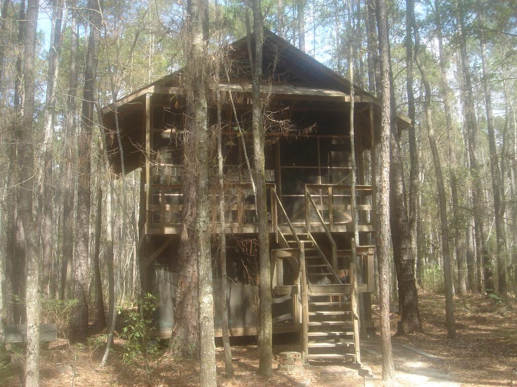 Beautiful Treehouse Hostel Georgia Part - 6: Brunswick, Georgia - The Hippie Tree House Hostel! | Flickr