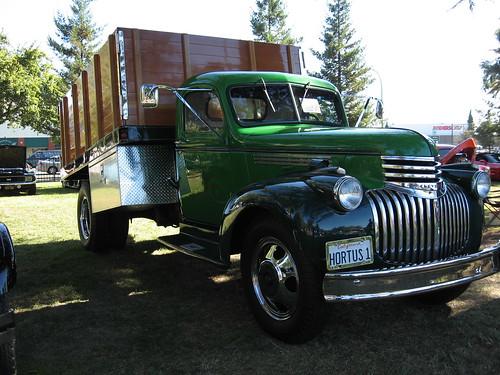 1940 Chevrolet Dump Truck | Horses to Horsepower, Sequoia ...