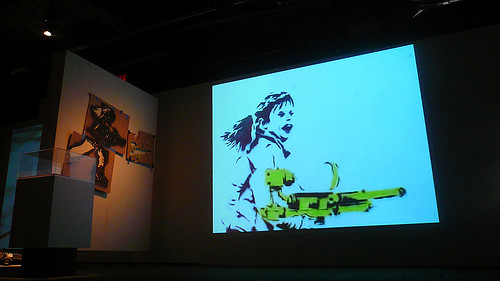 Open City installation shot, BORF.jpg | by eyebeam