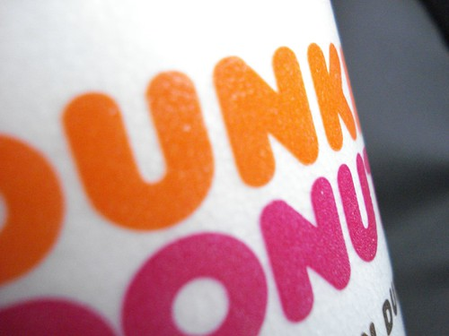 dunkin donuts cup | by Consumerist Dot Com