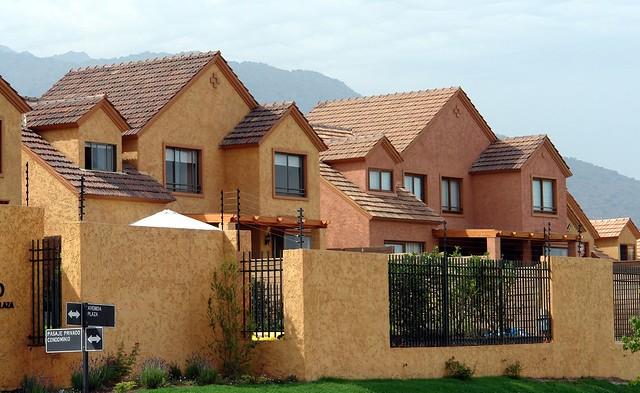 Concrete Housing Construction in Chile