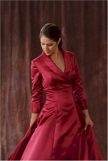 The Mother of Groom Dresses Plus Size Couture
