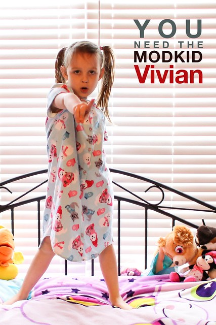 You need the Modkid Vivian Pattern