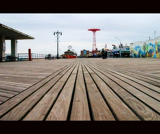 coney island planks | by blhphotography