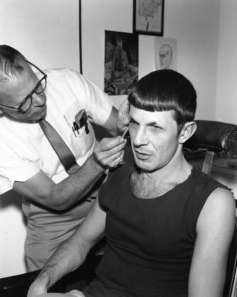 star trek 1966   leonard nimoy star trek 1966
