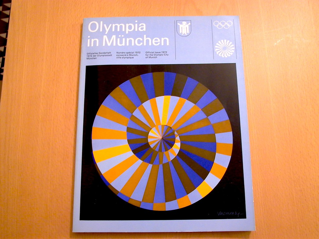 otl aicher visual communication munich olympics m nche flickr. Black Bedroom Furniture Sets. Home Design Ideas