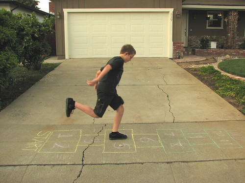 hopscotch 2 | by 1lenore