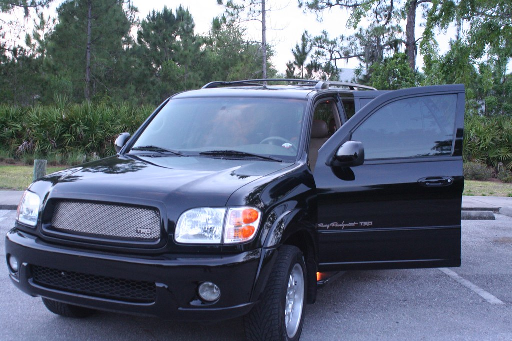 2003 toyota sequoia sr5 4dr suv 4 7l v8 4x4 auto. Black Bedroom Furniture Sets. Home Design Ideas