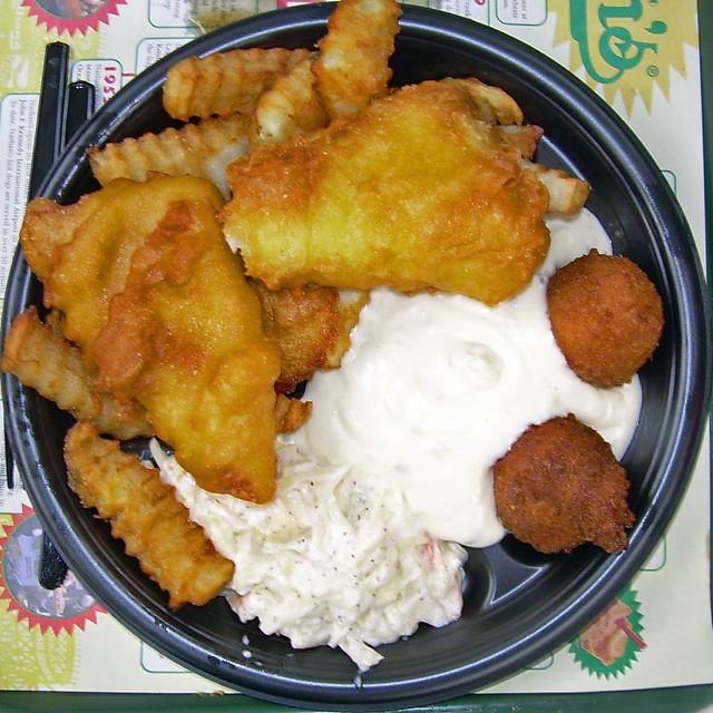 Fish and chips platter arthur treacher 39 s poughkeepsie for Arthur treachers fish and chips