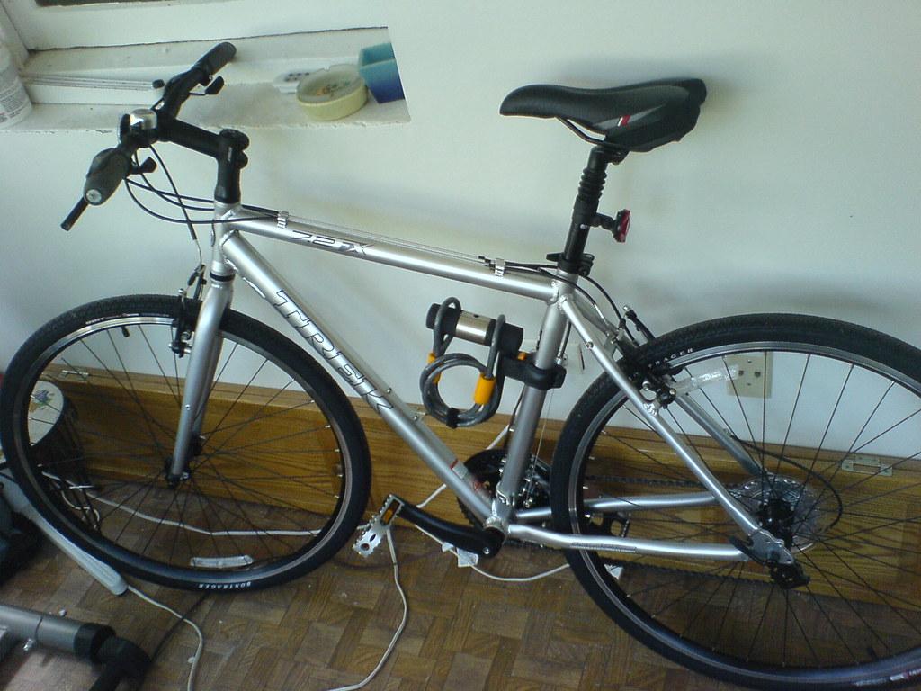 My New Bike Trek 7 2 Fx Justin Ward Flickr