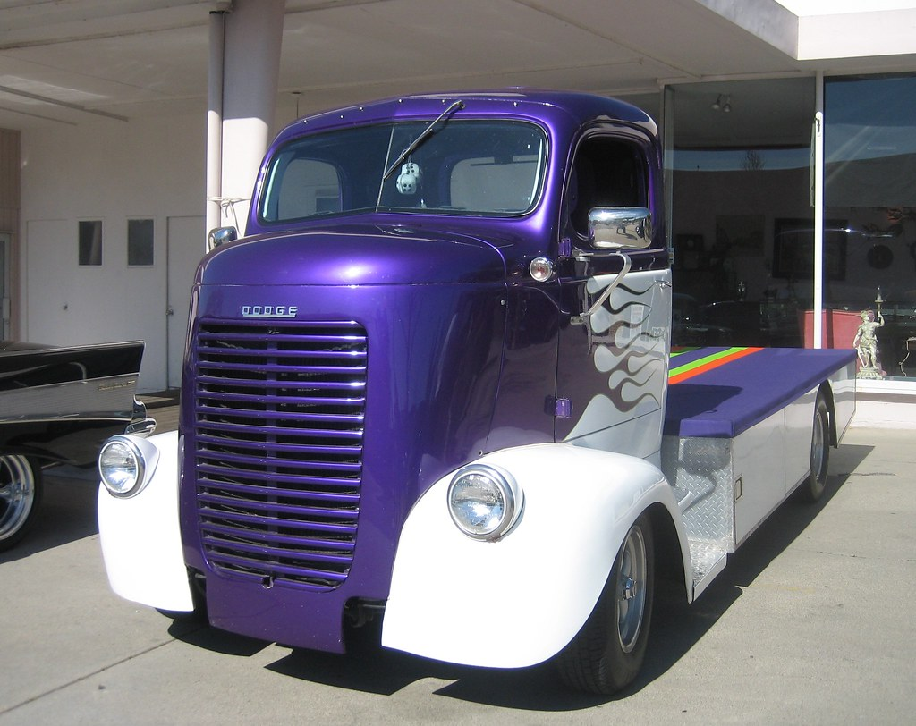 1940 Chevy Pickup Truck For Sale Dodge COE Truck - 1940 | Cruisin' Grand. Cab over engine. | Flickr