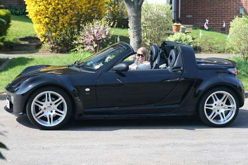 smart roadster brabus edition | coches y motos | Pinterest | Smart ...