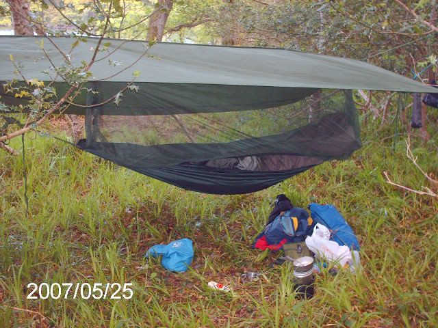 dd travel hammock and tarp   by nick scots dd travel hammock and tarp   nick u0027s hammock   nick scots   flickr  rh   flickr
