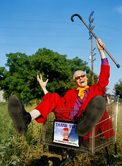 Kim Fowley - off his trolley | by Mark Berry - Photographer & Graphic Designer