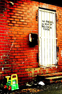 No Parking in Front of this Door | by Jason_R